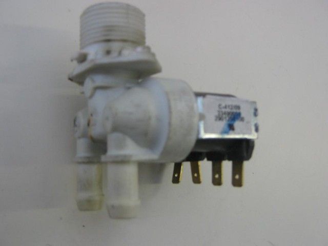 Elettrovalvola lavatrice Sangiorgio SGXX8107 cod 2901250100