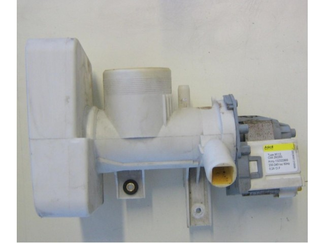 Pompa lavatrice Rex cod 132323900