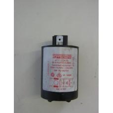 Condensatore lavatrice Zoppas P65E cod 411122430