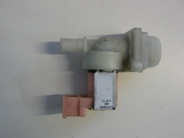 Elettrovalvola lavatrice Zoppas P8 cod 124032442