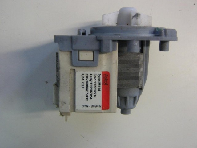 Pompa lavatrice Zoppas PERFECTA P8 cod 13220821