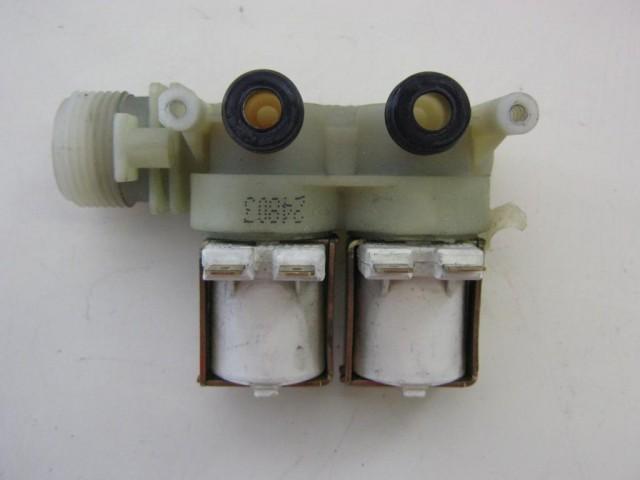 Elettrovalvola lavatrice Ariston ALS89X cod 24803