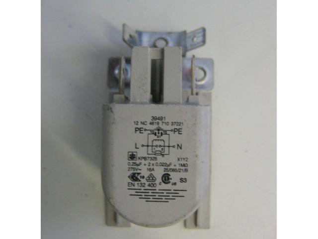 Condensatore lavatrice Whirlpool AWM800 cod 461971037221