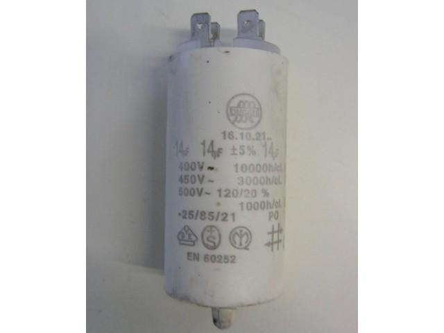 Condensatore lavatrice Indesit WS43X cod