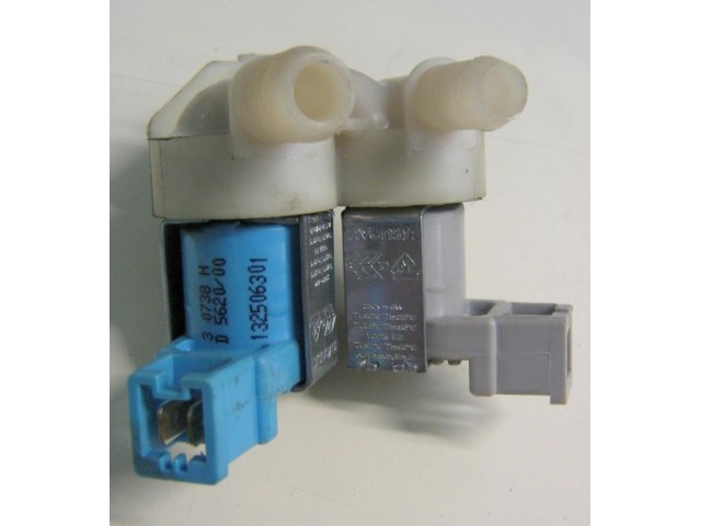 Elettrovalvola lavatrice Rex LB580 cod 132506301