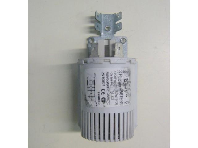 Condensatore lavatrice Elettrozeta TT0642CE1 cod 32005982