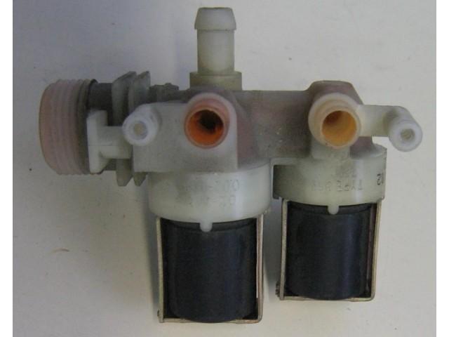 Elettrovalvola lavatrice Indesit WP67EX cod 160013982