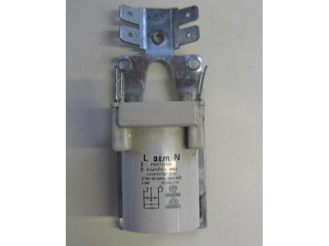 Condensatore lavatrice Sangiorgio ANITA6 cod F3CF72102L