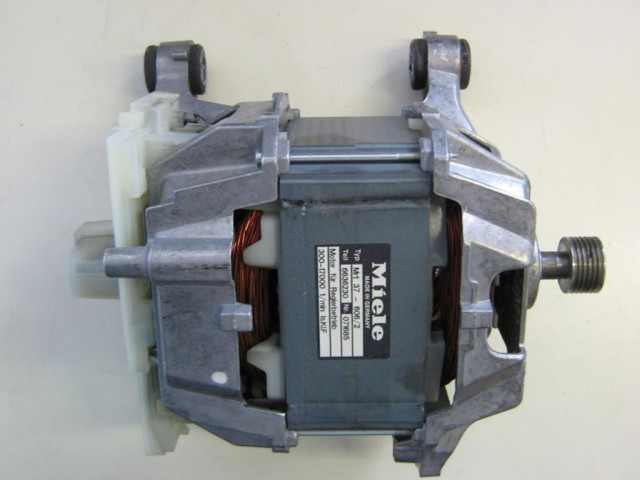 Motore lavatrice Miele NOVOTRONIC W1511 cod MRT 37 - 606/2
