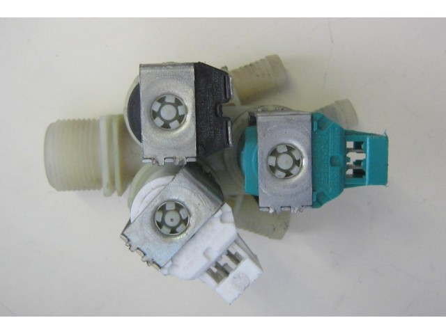 Elettrovalvola lavatrice Aeg L72766VT cod 124947203