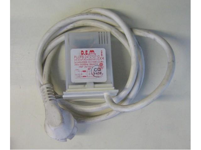 Condensatore lavatrice Ariston AQUALTIS AQXXL109 cod PLCFS247270710