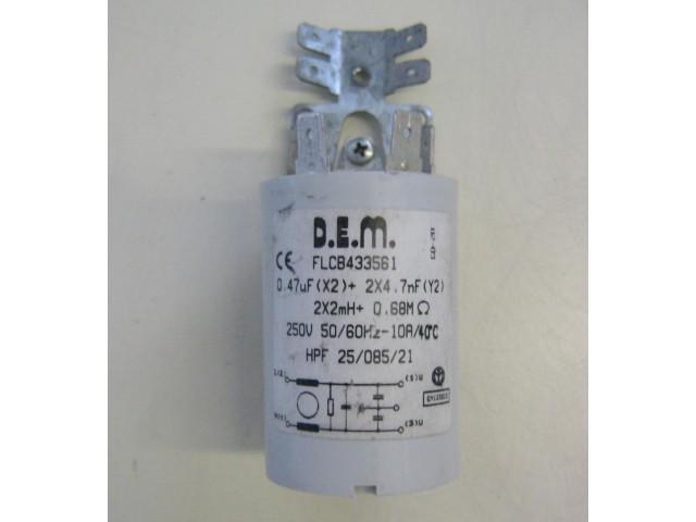 SANGIORGIO A8504 / SELECTA 8504 / ANITA A85E-AA / WFU0911 /813AA / FACILE 423P