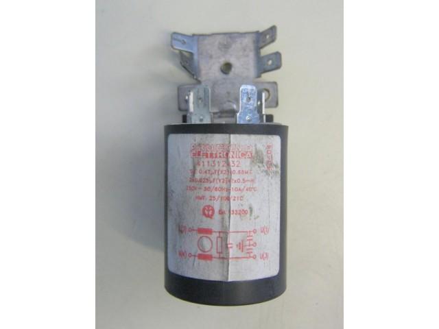 Condensatore lavatrice Sangiorgio 80EL cod 411312432