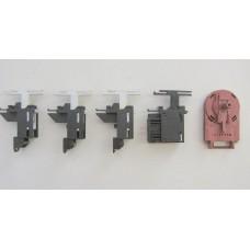 Selettori lavatrice Whirlpool AWM 5064/A cod