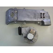 SOFFIANTE PLASET COD. 70641   220 - 240v 50Hz 60W   COMPLETO DI COLLETTORE E RESISTENZE   PER LAVATRICE CANDY CLD135