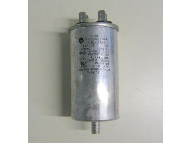 Condensatore lavatrice Haier HBF600T cod 21130051900A