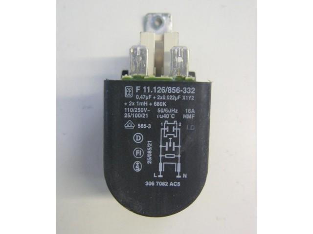 Condensatore lavatrice Siemens SIWAMAT 8060 cod F 11.126/856-332