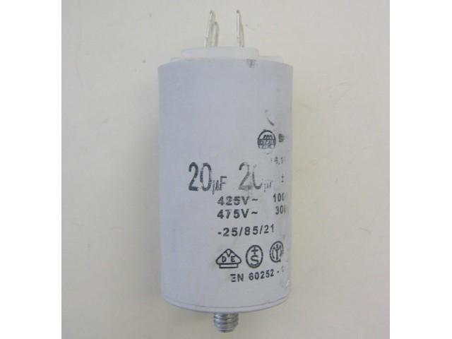 Condensatore lavatrice Zoppas P 53 cod