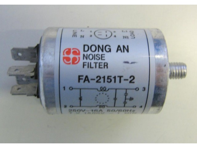Condensatore lavatrice Samsung Q1235V cod FA-2151T-2