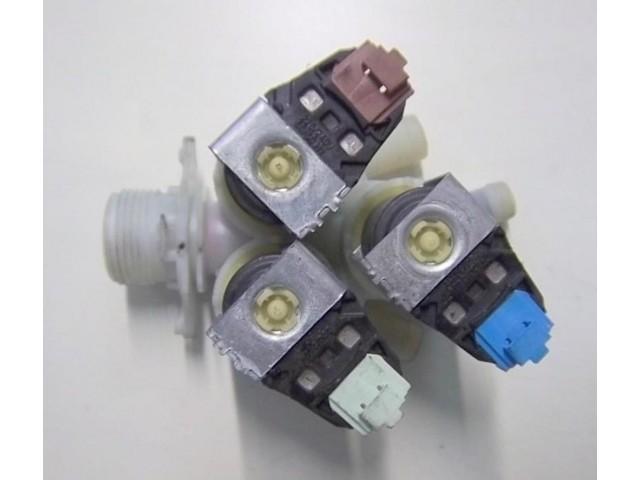 Elettrovalvola lavatrice Rex RWS1047W cod 132518800