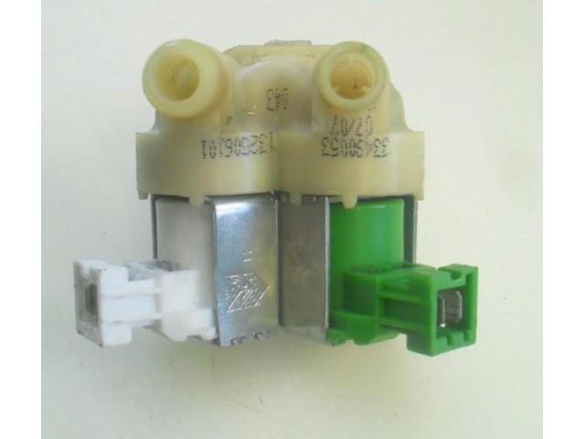 Elettrovalvola lavatrice Rex L508 cod 132506101