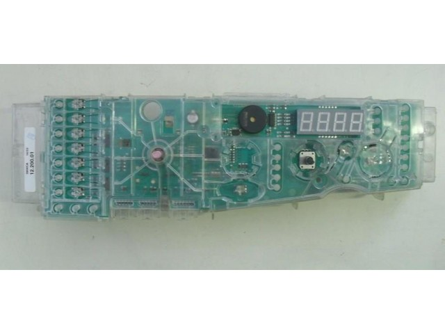 Scheda comandi lavatrice Sangiorgio MAXIMA 10D cod 3906CA 12.200.01