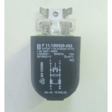 Condensatore lavatrice  cod F 11.126/826-422