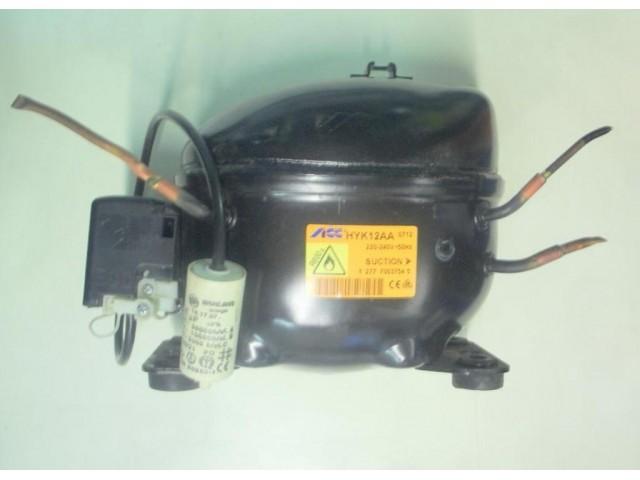 Compressore frigorifero Hoover HDA 402 ALU cod HYK12AA