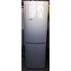 frigorifero hotpoint ariston ebi18200f Libera installazione Colore del prodotto: Alluminio Cerniera porta: Destra Capacità netta totale: 283L Capacità lorda totale: 300L Classe climatica: SN, ST, T Capacità netta frigorifero: 210L Cap