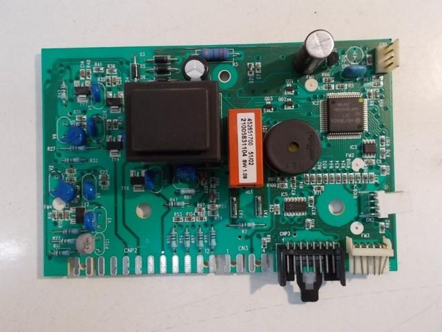 Scheda lavastoviglie Smeg ST971 cod 21005831104