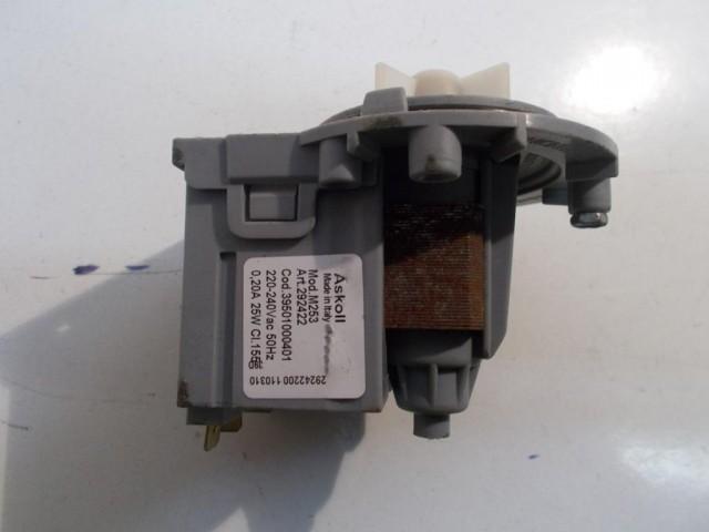 Pompa lavatrice cod 39501000041