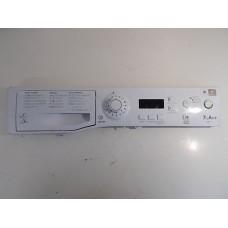 FRONTALE HOTPOINT ARISTON WMF 702  COMPLETO DI SCHEDA COMANDI COD: 16200282600