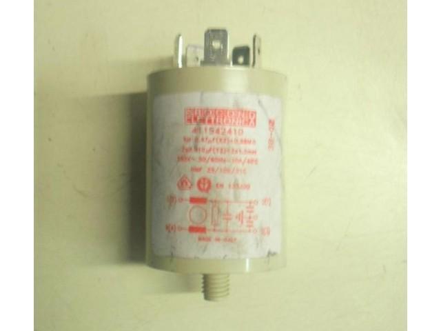 Condensatore lavastoviglie Rex TT9E cod 411542410