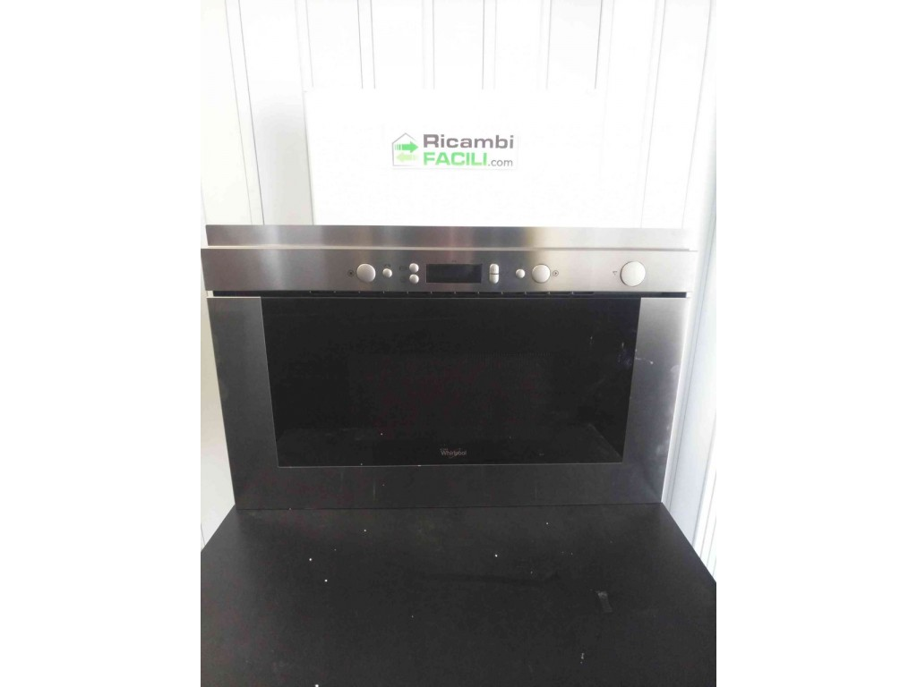 Nuovo forno a microonde a incasso whirlpool amw499 ix - Forno microonde incasso whirlpool ...