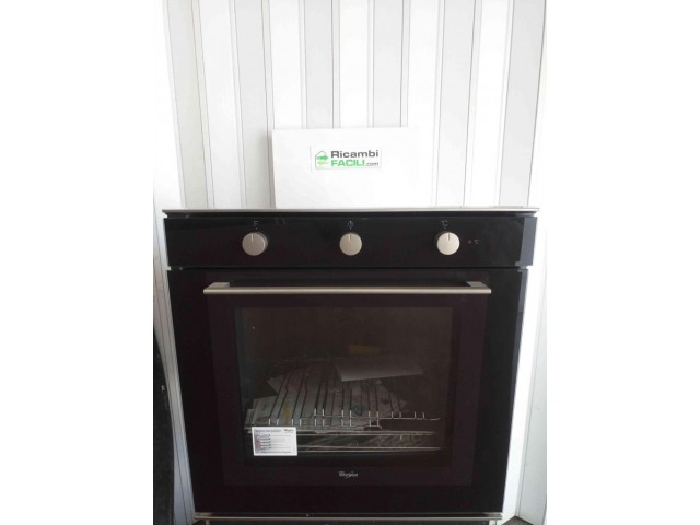 Forno Whirlpool AKPM 758/NB