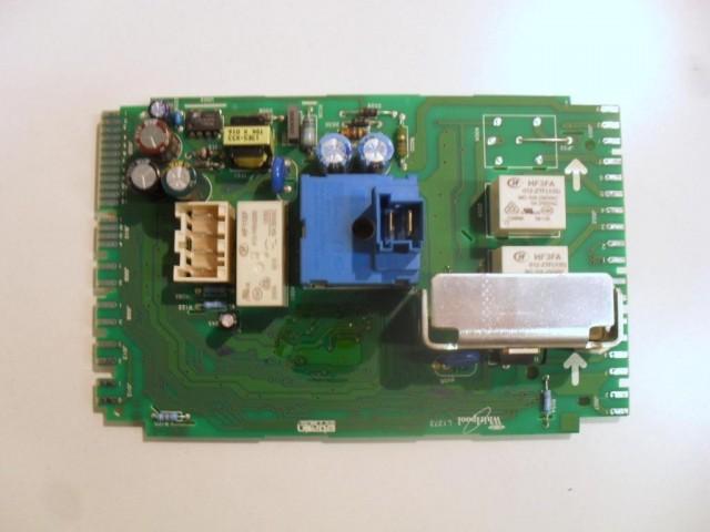 Scheda main lavatrice Whirlpool AWE6539 cod 461975312836