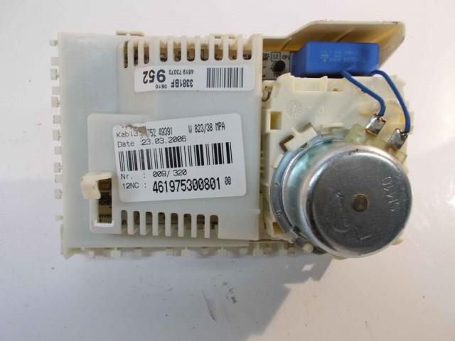 Timer lavatrice Whirlpool cod 461975300801