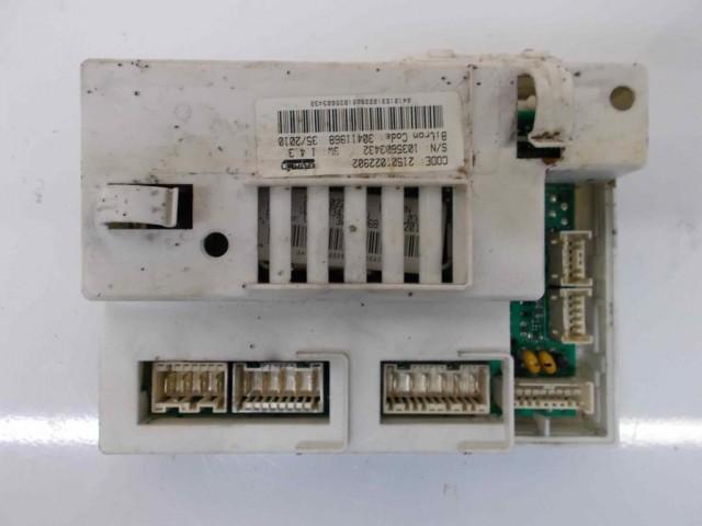 Scheda main lavatrice Indesit IWME126 cod 21501022902