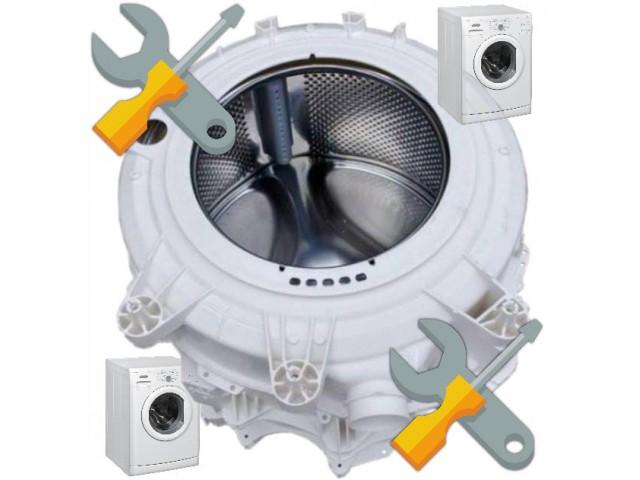 Riparazione Gruppo Vasca Lavatrice con invio lavatrice