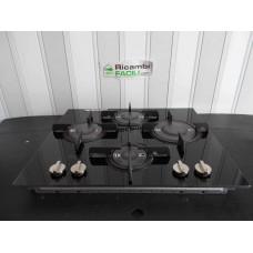 Piano cottura Hotpoint Ariston FTGHG641D/HA (BK)