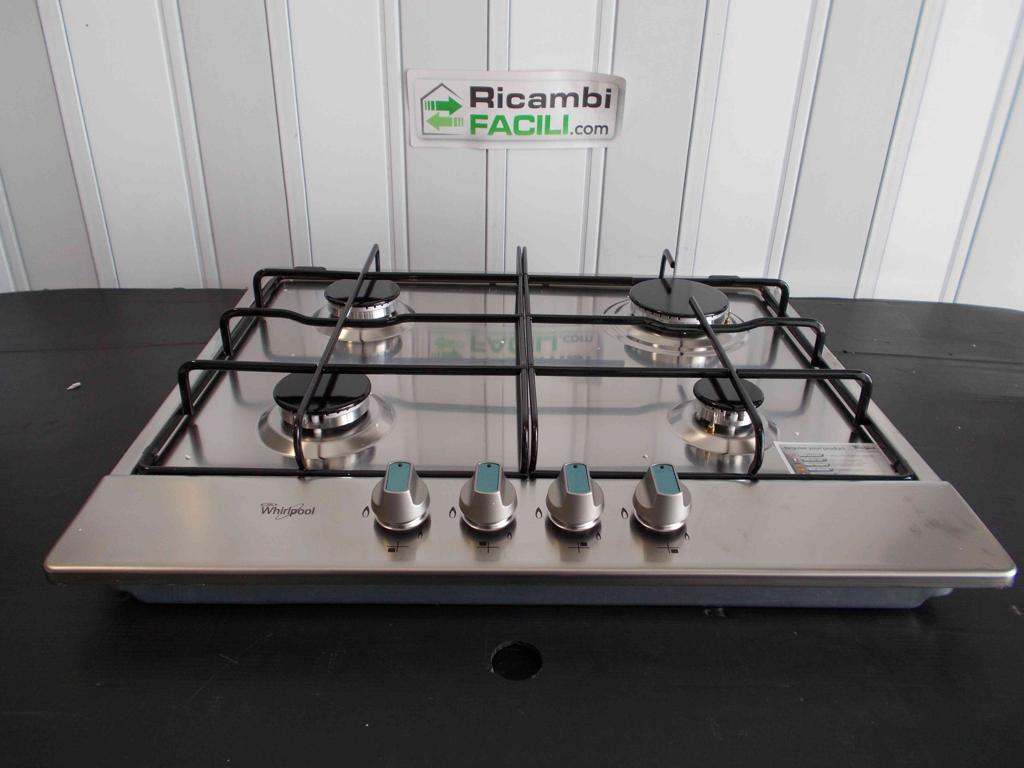 Piano cottura Whirlpool AKR 350/IX | Ricambi Facili