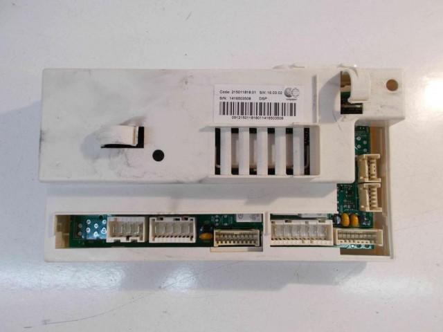 Scheda main lavatrice ndesit cod 215011818.01
