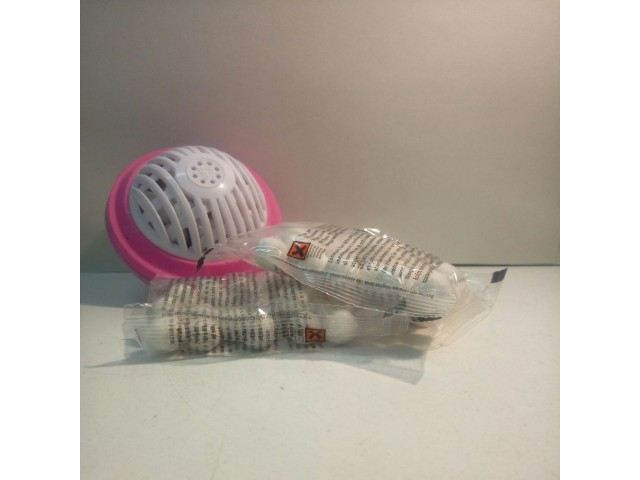 Ricarica per sfera di lavaggio fino 40°