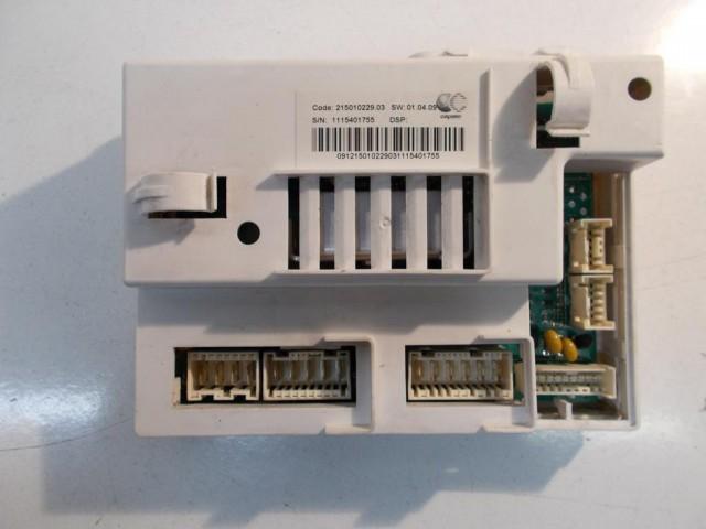 Scheda lavatrice Indesit WITL105 cod 215010229.03