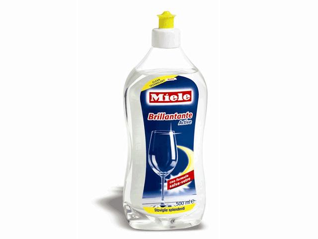 Detergente  brillanatante lavastoviglie Miele  500ml