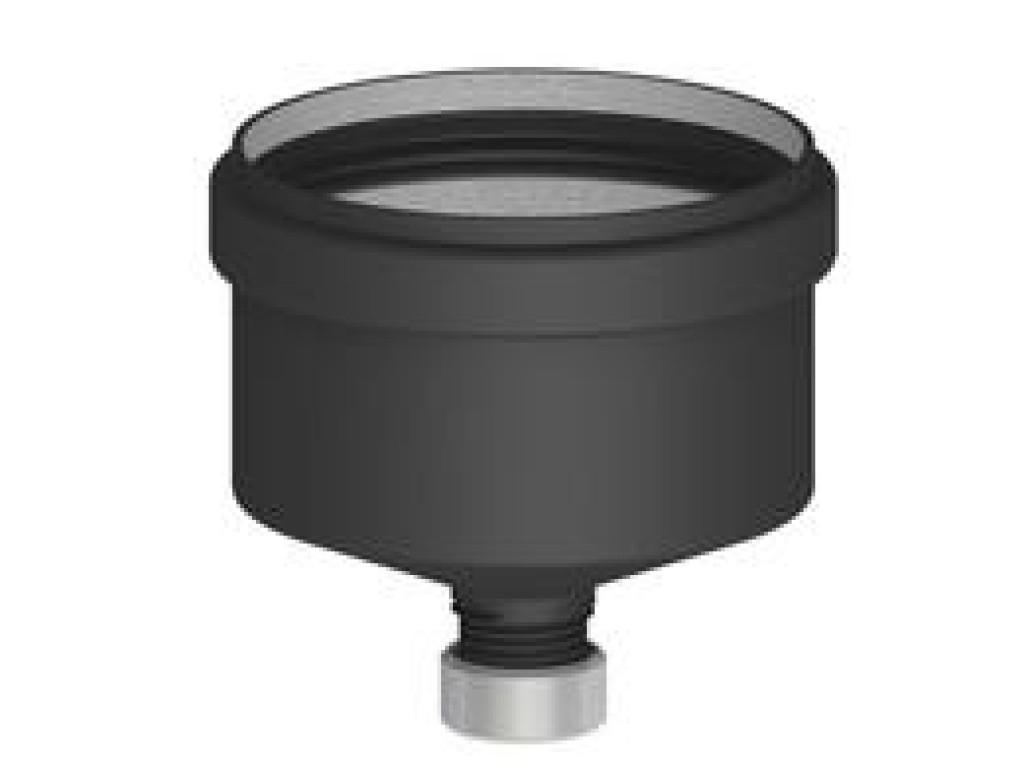Tappo scarico condensa stufa a pellet diametro 80 ricambi facili - Condensa su finestre in alluminio ...