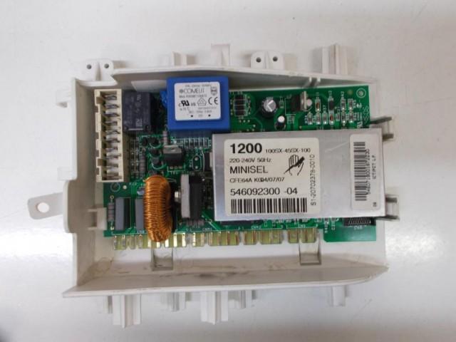 Scheda main lavatrice Atlantic LB1209ED8 cod 546092300-04