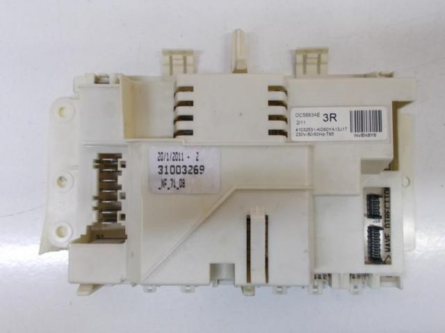 Scheda main lavatrice Hoover DYNS 6104DZ-30 cod 41032531
