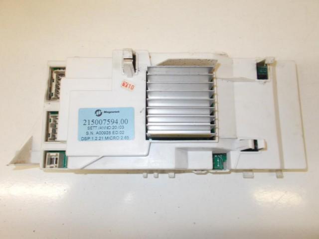 Scheda main lavatrice Ariston AVSL 109 IT cod 215007594.00