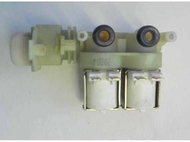Elettrovalvola lavatrice Ariston LBE6X cod 20804